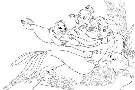 printable mermaid coloring pages coloring