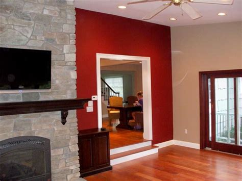 accent walls staging with color confidence