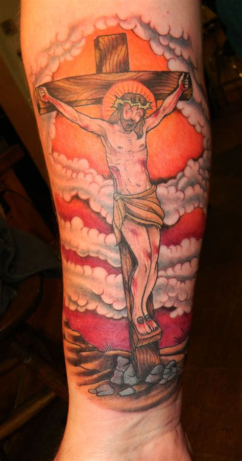 jesus crucifixion tattoo jesus tattoos designs ideas and meaning tattoos for you