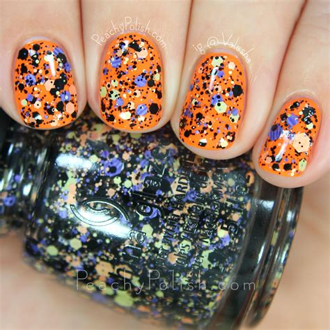 Opi Ghouls Out by China Glaze 2015 Ghouls Out Collection