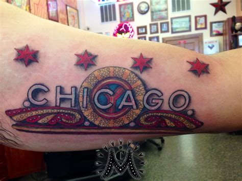 chicago tattoo expo guerramarz chicago chicago sign chicago theater