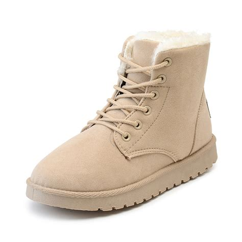 Snow Boots Martin Boots Korean Factory Outlets Waterproof Ladiess best selling korean style winter boots 2015 new classic lace up warm martin boot