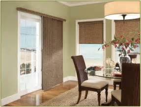 Window Covering For Patio Door Sliding Glass Doors Window Treatments Home Design Ideas