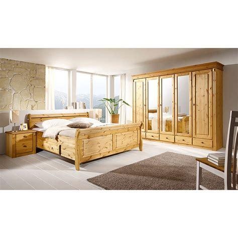 Schlafzimmer Set Massiv by Schlafzimmer Set Cenan Iii 4 Teilig Kiefer Massiv