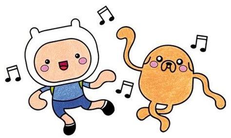 imagenes kawaii de fin y jake 21 best images about dibujos kawaii on pinterest disney