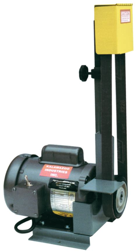 Kalamazoo Belt Sander Model 1sm 1 X 42 Belt 1 4hp