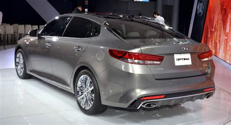 Kia Optima Us News Could The 2016 Kia Optima Still Be Missing Something