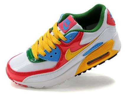 colorful air max 90 air max shoes s nike air max 90 white colorful