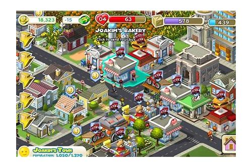 cityville games free download