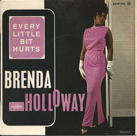 every bit hurts thom s motown record collection brenda holloway album covers