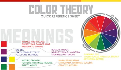 Business Card Color Theory