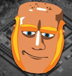 Coc Barbarian Lev 7 dessin clash of clans on clash of clans