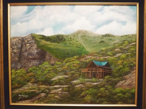 bob ross painting instructor course don belik bob ross 174 painting classes cabin in the rockies