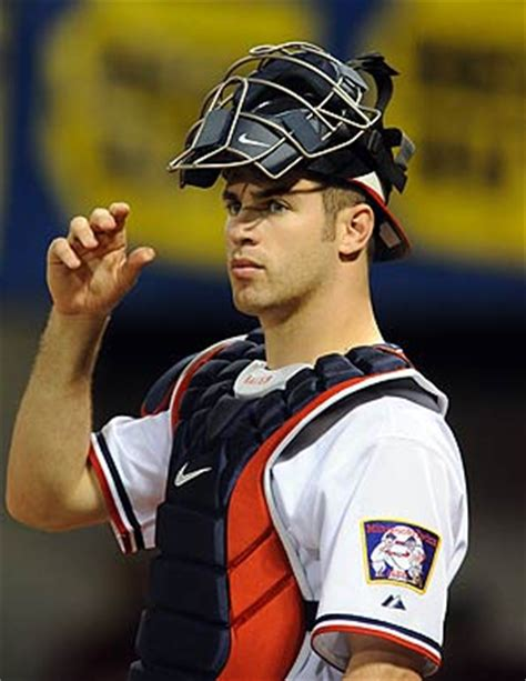 celebrity for the world: joe mauer engaged with fellow and