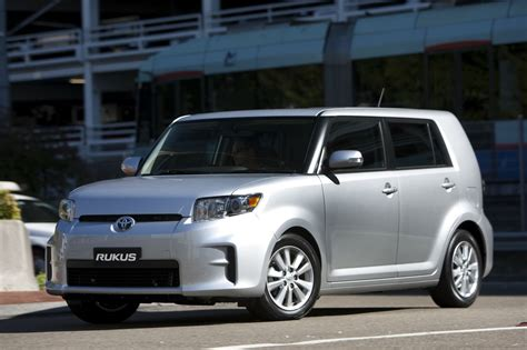 toyota s toyota rukus review toyota s new image caradvice