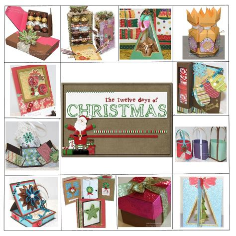 crafts gifts 12 days of craft tutorials second edition
