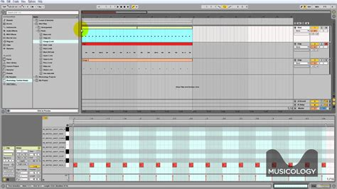 make drum pattern ableton how to make techno house drums tutorial in ableton live 9