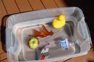 Objects That Sink And Float by Sink And Float Home School