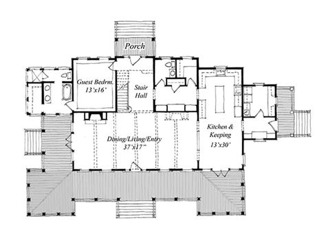 carolina home plans new carolina island house southern living house plans