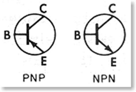 transistor pnp dan npn adalah tutorial elektronika