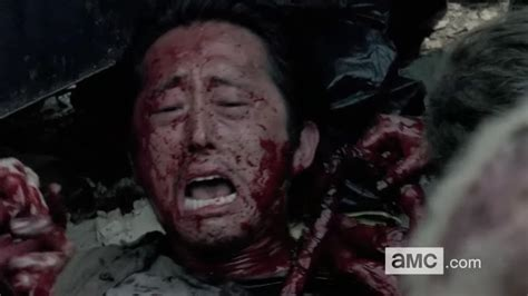 Dead And the walking dead fans compare glenn to jon snow on