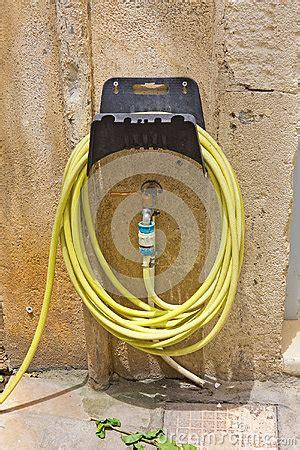 garden hose stock photo image