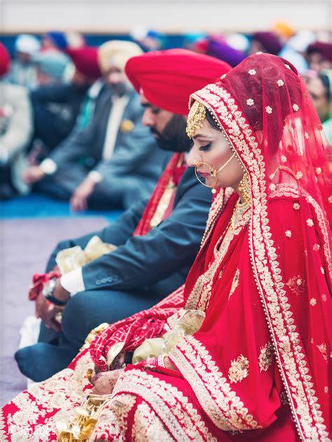 punjabi wedding cards surrey bc vancouver bc sikh wedding by jc images maharani weddings