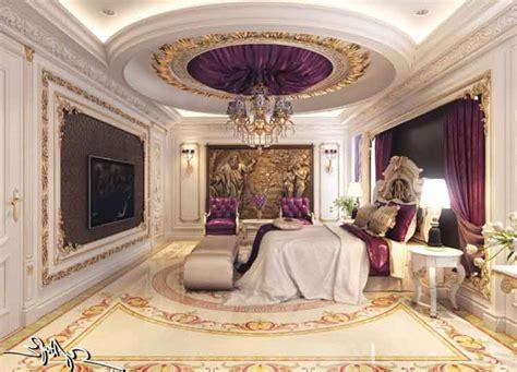 desain model kamar tidur mewah modern  selebriti