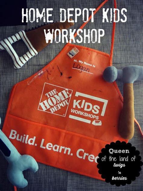 Home Depot Kids Workshops Free Weekly Workshops Home | free monthly home depot workshops nationwide www