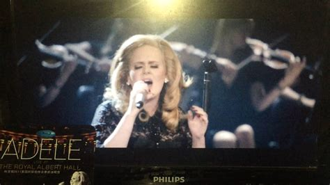 adele vimeo adele live in the royal albert hall turningtable on vimeo