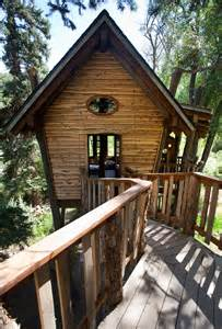 Cabin Houses crystal river treehouse by david rasmussen design