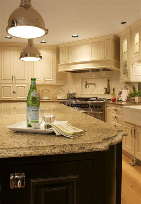 quartz countertops colors kitchen mediterranean with airy