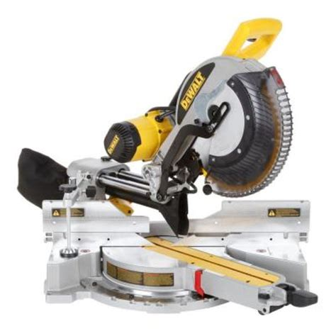 15 12 in bevel sliding compound miter saw