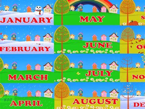 Months Of The Year Calendar Calendar Crayons Clip 1 59 Calendar Crayons Teach