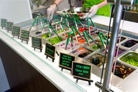best salad bar toppings best salad bars in western new york