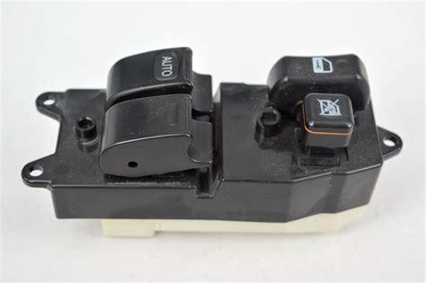 power window switch wiring diagram toyota