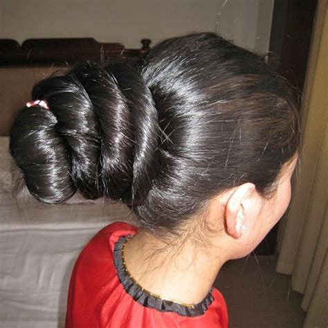 the biggest hair bun in the world 29 best images about big hair bun on pinterest tibet