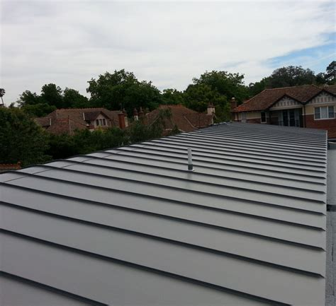 Architectural Metal Roof Panels - metal panel systems architectural roofing melbourne