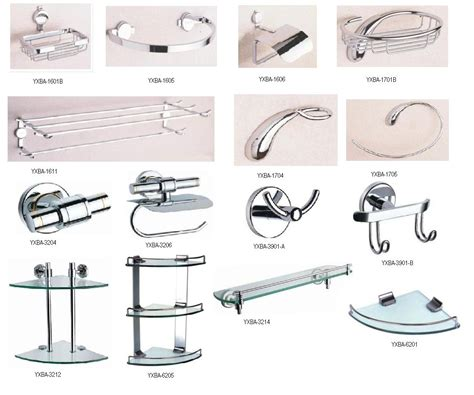 bathroom fittings names names of bathroom accessories bathroom trends 2017 2018