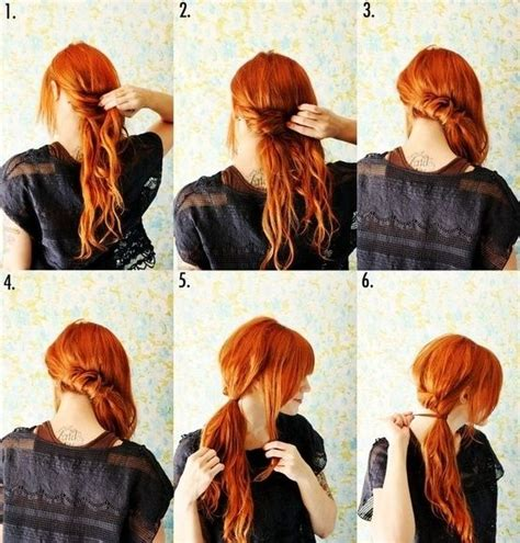 hairstyles for curly medium hair step by step 10 amazing step by step hairstyles for medium length hair