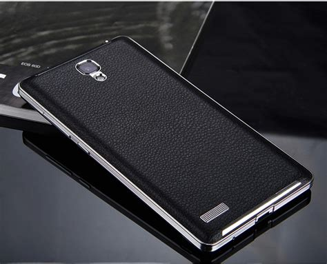 Termurah Xiaomi Redmi Note 4 Original Casing Luxury Leather Armor luxury pu leather back cover for xiaomi redmi note