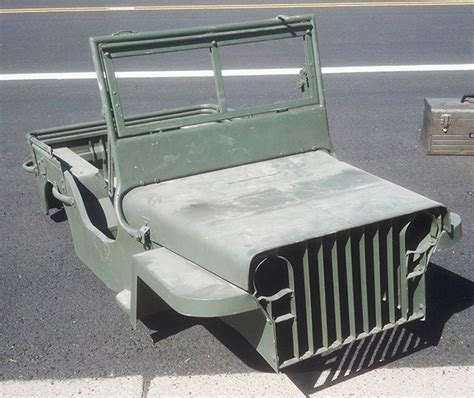 Mini Jeep Body For Sale Phoenix Az Sold Ewillys