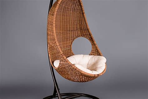 wicker hanging chair large wicker hanging chair chairs furniture on the move