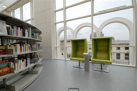 bci luna chairs for the modern library teen lounge