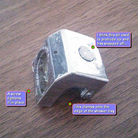 Plastic Pivot Hinge For Shower Door Shower Door Pivot Hinge Diynot Forums