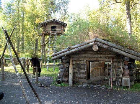 Trappers Cabin by Joe Julie