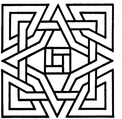 coloring pages geometric shapes geometric shapes coloring page