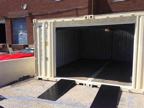 Container Garage by Shipping Container Garage New Used Modified Shipping