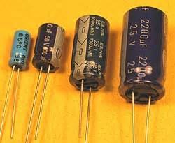 capacitor electrolitico no polarizado componentes electronicos todo sobre ellos taringa