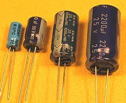 que es un capacitor electrolitico componentes electronicos todo sobre ellos taringa